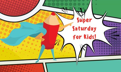 Super Saturdays for Kids ~ Web of Life